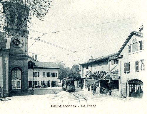 Petit-Saconnex-Place - Copyright M. Dietschy