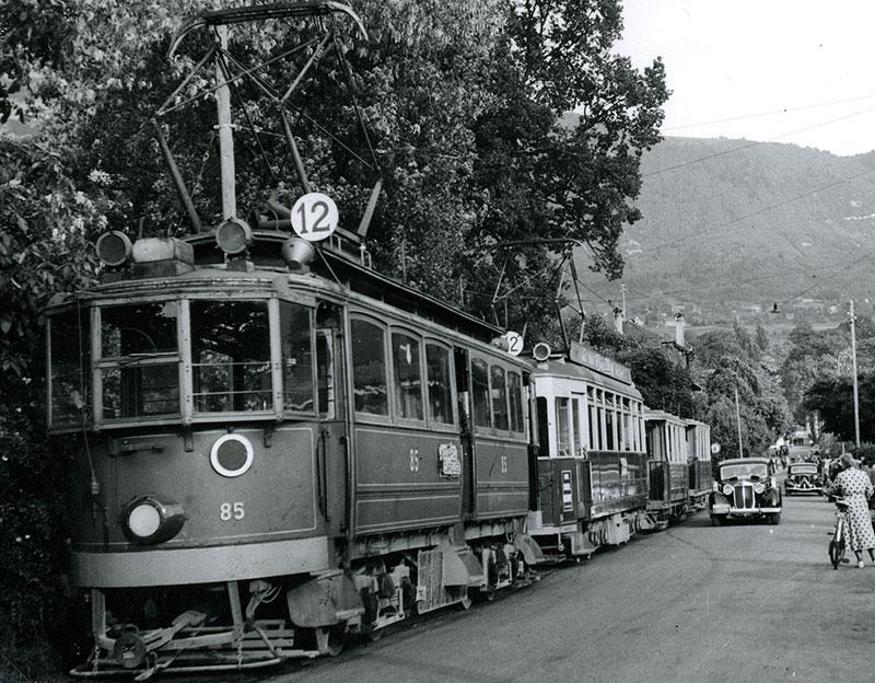 Juillet 1952 - Croix-de-Rozon - SNOTPG