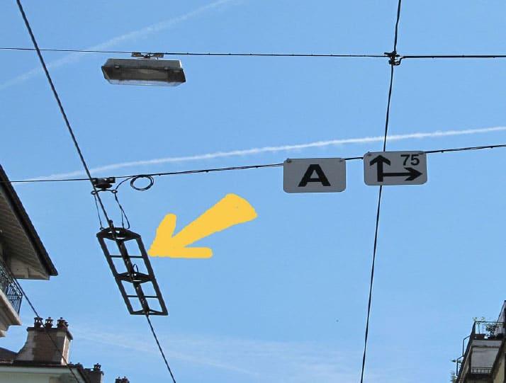 Antenne de réception - SNOTPG