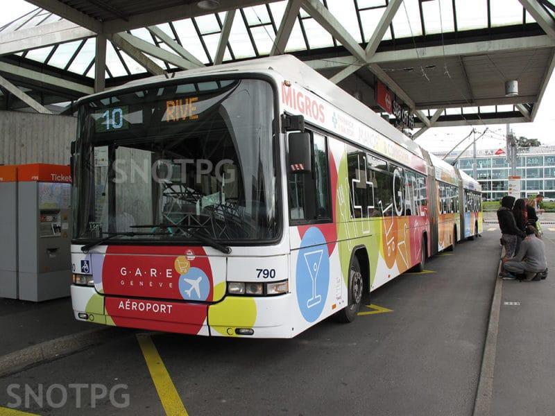 Trolleybus 790 - Copyright Diwabus949 - SNOTPG