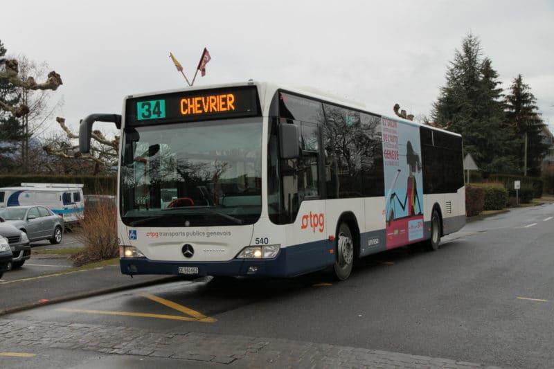 Ligne 34 - RATPDev