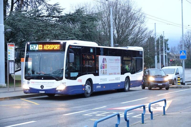 Ligne 57 - GLOBE
