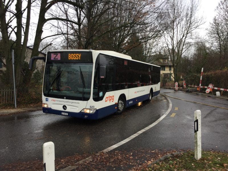 Ligne Z - Odier Excursions
