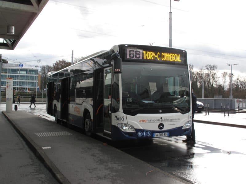 Ligne 66 - RDTA